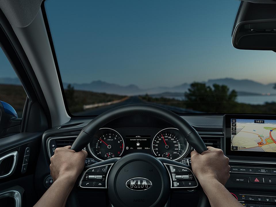 Sistem monitorizare și avertizare atenție șofer (DAA - DRIVER ATTENTION ALERT)