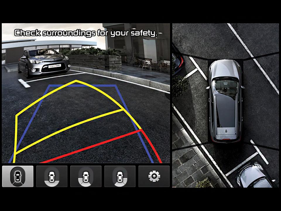 Around View Monitor